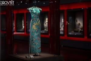 "Triển lãm ""Beyond Boundaries: Cartier and the Palace Museum"